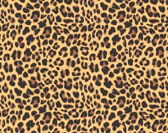 Leopard Print Vinyl  - Craft Vinyl - Cheetah Pattern -  Animal Print Outdoor Vinyl & HTV