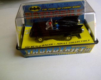 NEW HO Slot Car/Bat Mobile made by Johnny Lightning