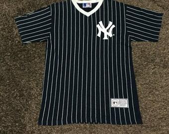 Vintage 90s new york baseball shirt