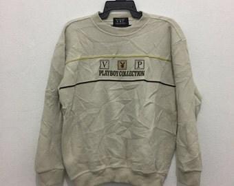Vintage 90s playboy collection sweatshirt