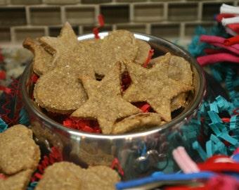 Gourmet Dog Pumpkin and Peanut Butter Cookies