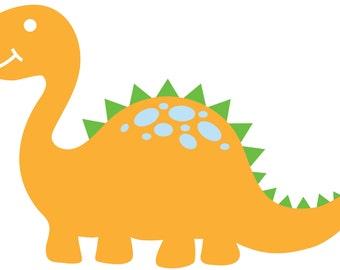 Dinosaur SVG file