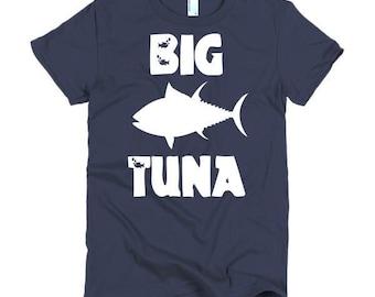 Big Tuna Nautical T-Shirt - Women