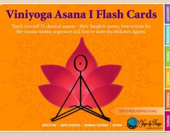 Viniyoga Asana 1 Interactive eBook
