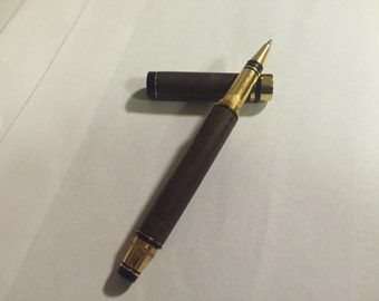 Rollerball handmade pen
