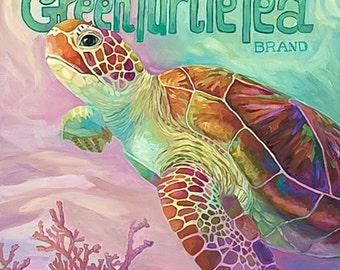 Green Turtle Tea