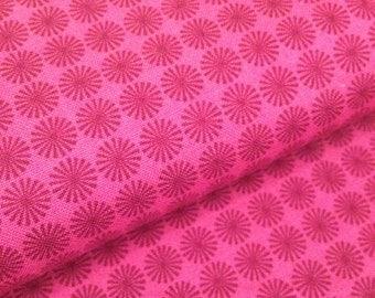 Wrap it up Pinwheel Pink FatQuarter