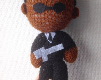 Agent J - Men in Black