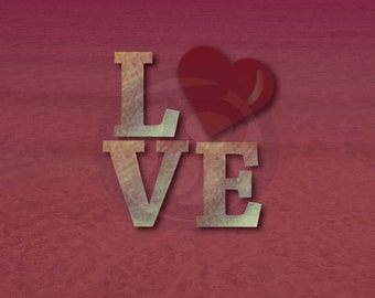 Love digital download