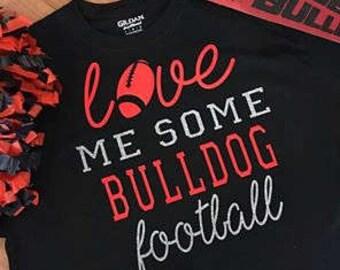 Love Me Some- Team/Sport Shirt