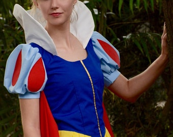 Handmade Snow White Costume
