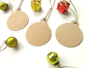 10 tags labels gift