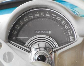 1957 Chevrolet Corvette Speedometer