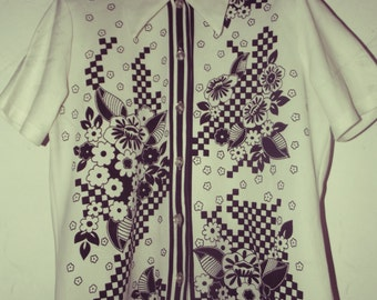 Butterfly Vintage Shirt
