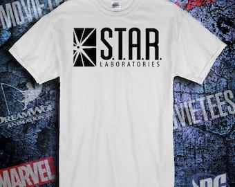 STAR Laboratories Shirt