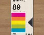 VHS Casette Sticker
