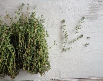 thyme, dried (20 g / 0.7 oz or 50 g / 1.76 oz)