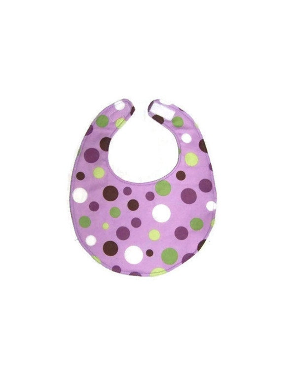 Dots on Purple