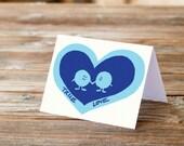 True Love Valentines Day Anniversary Wedding Greeting Card