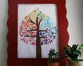 Scrappy Tree, Rainbow