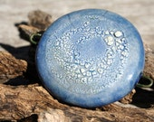 SALE - Handmade RAKU  Bead on SALE