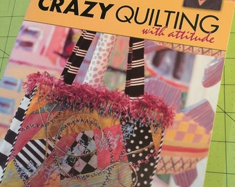 SALE!!  Crazy Quilting