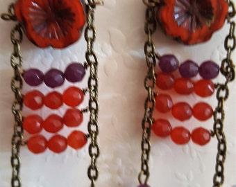 Poppy Dream Earrings