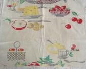 Vintage Kitchen Cutter Fabric