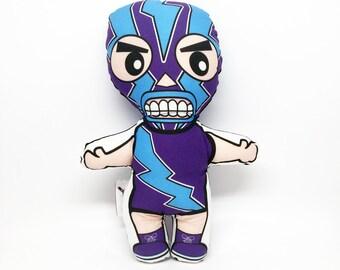 Los Luchadors Wrestling Plush