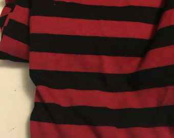 Jersey  Knit 2 Yards Stripes