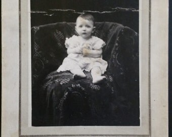 Chaika Golper Vintage Baby Photo