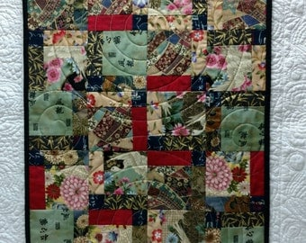 Patchwork Table Runner Quilt