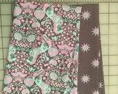Tula Pink Fox Trot Fat Quarter Bundle Dusk Vintage Stars and Pony Play 2 FQs Cotton Fabric shereesalchemy