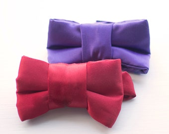 Satin Bow Tie For Cats