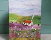 Gardener's Cottage Printed Greetings Card
