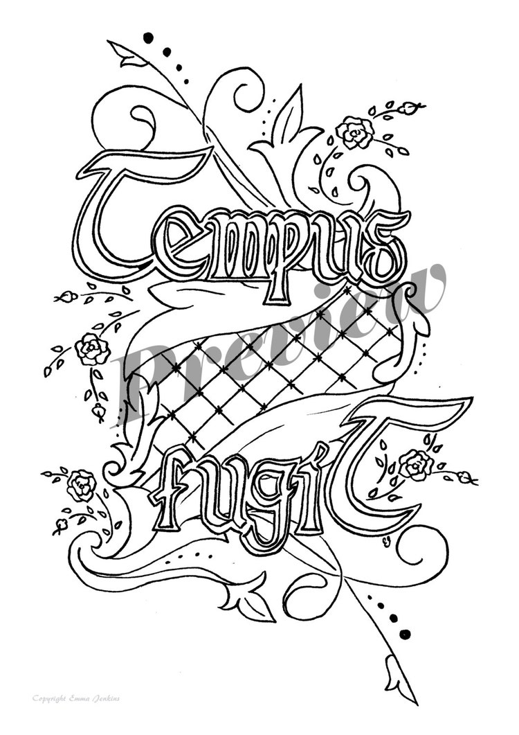 inspiring quotes colouring pages affirmations by
