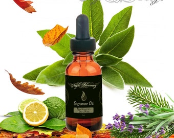 Autumn Dewfall Signature Oil Blend for September