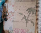 Reserved for Bella  Ephemera Journal RESERVED FOR BELLA !