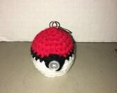Crochet EOS Pokemon Ball Cozy