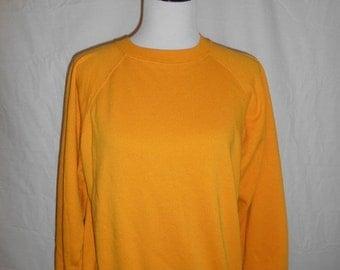 Vintage 70's 80's jumper pullover sweatshirt