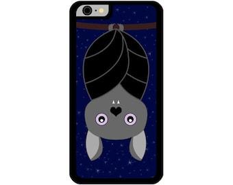 Phone Case - Blackburn the Bat - Hard Case for iPhone 4, 4s, 5, 5s, 5c, SE, 6, 6 Plus, 7, 7 Plus - iPod Touch 4, 5/6 - Galaxy