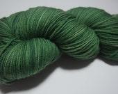 FINGERING WEIGHT SOCK yarn hand dyed by Christine Jones
