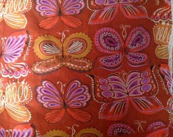 PRETTY Chiffon Butterfly Fabric