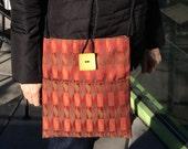 Whirl Jalepeno Large Shoulder Bag