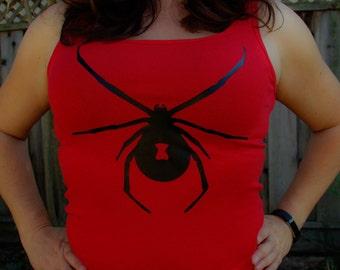 Black Widow Spider Tank