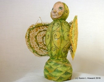Fibonacci in His Golden Means Costume - USA - OOAK