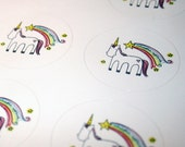 STICKERS: Unicorn Approved
