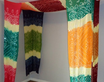 Bohemian Bed Canopy/Tent