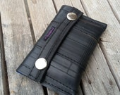 Card Holder - Bike Inner Tube - Recycled Wallet