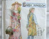 OOP Simplicity 7481 Daisy Kingdom Apron Pattern
